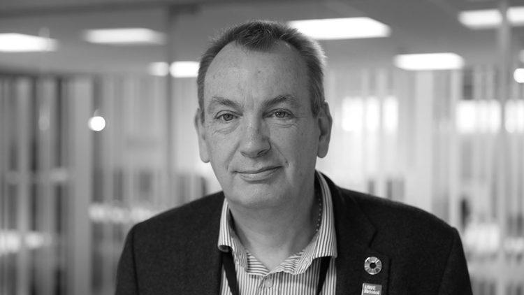 Prof Jim Longhurst